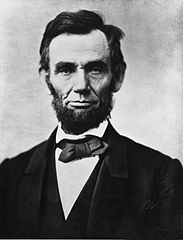 US President Abraham Lincoln quotes