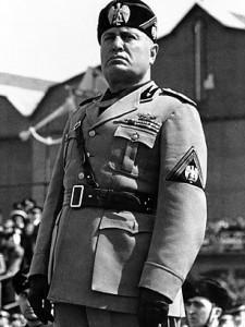 Benito Amilcare Andrea Mussolini quotes
