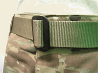 Operational Camouflage Pattern belts in tan 499