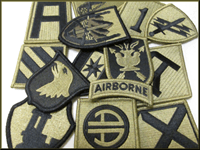 OCP patches and badges