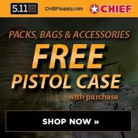 Free Pistol Case