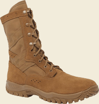 Coyote OCP boots