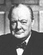 Sir Winston Leonard Spencer Churchill quotes and  quotations